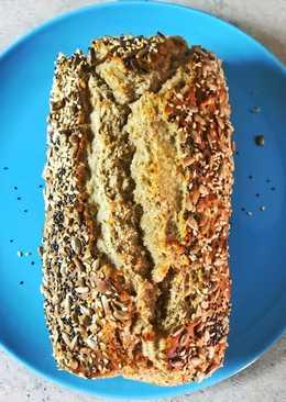 Ψωμί από αλεύρι βρώμης ολικής