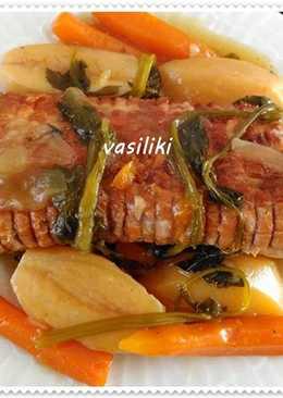 Μοσχαρίσιο ή χοιρινό νουά στην κατσαρόλα