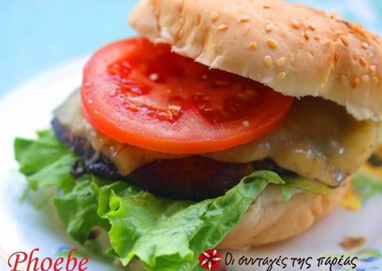 Burger για χορτοφάγους!