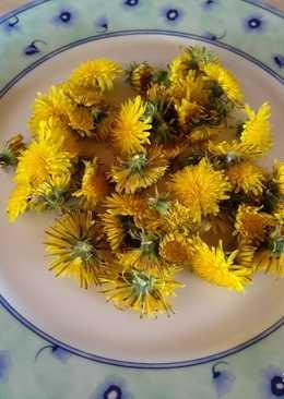 Τσάι με λουλούδια από ραδίκια