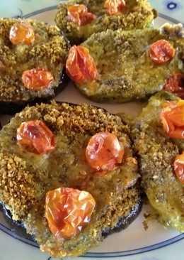Κολοκυθάκια και μελιτζάνες με παρμεζάνα στο φούρνο