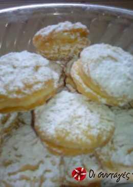 Βιενέζικα Μπισκότα Πορτοκαλιού