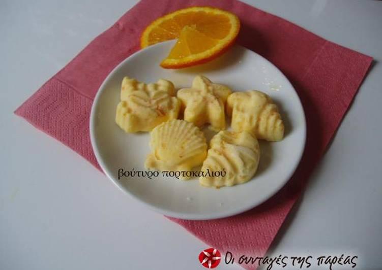 Βούτυρο πορτοκαλιού