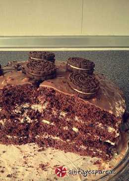 Κέικ γεμιστό (σαν τούρτα)