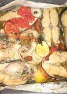 Σολομός στο φούρνο