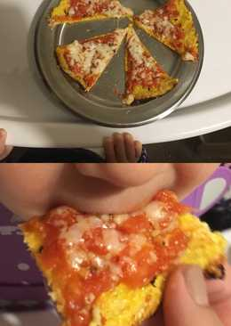Πίτσα με βάση κουνουπίδι