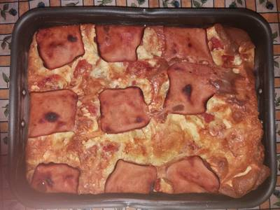 Ομελέτα φούρνου!!