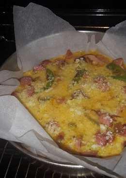 Ομελέτα φούρνου σπεσιαλ
