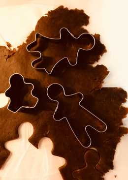 Χριστουγεννιάτικα σουηδικά μπισκότα με ginger