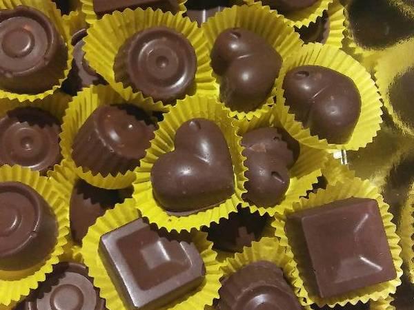 Σοκολατάκια μοναδικά και νηστίσιμα