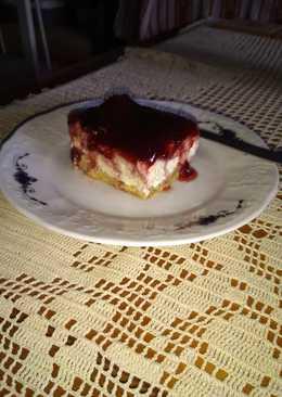 Ελαφρύ τσιζ κέικ