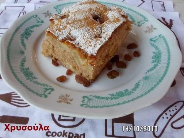 Μυρωδάτο κέικ ξινόμηλου