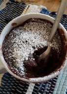 Κέικ σε κούπα στα μικροκύματα