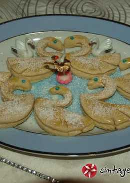 Mπισκότα κύκνοι