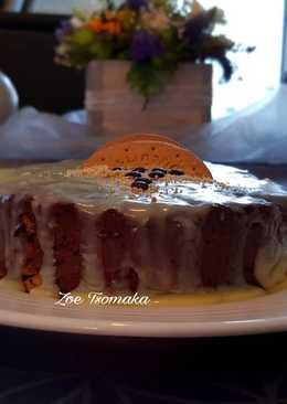Ελαφριά τούρτα σοκολάτας