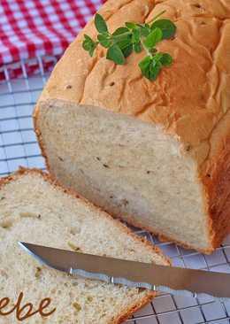 Μυρωδάτο ψωμί στον αρτοπαρασκευαστή
