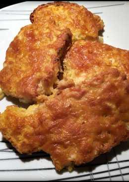 Τυρενιο ψωμί στο φούρνο με αυγό και μουστάρδα