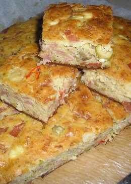 Αλμυρό ψωμί