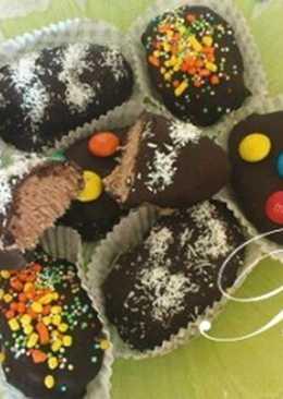 Σοκολατένια αυγουλάκια