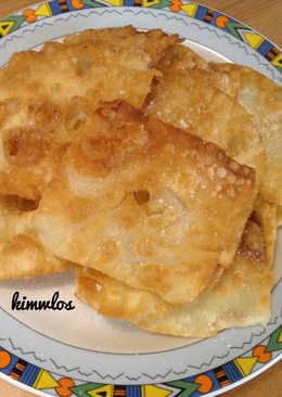 Γυριστές τηγανίτες της γιαγιάς Ουρανίας