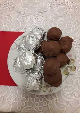 Σοκολατάκια oreo με nutella