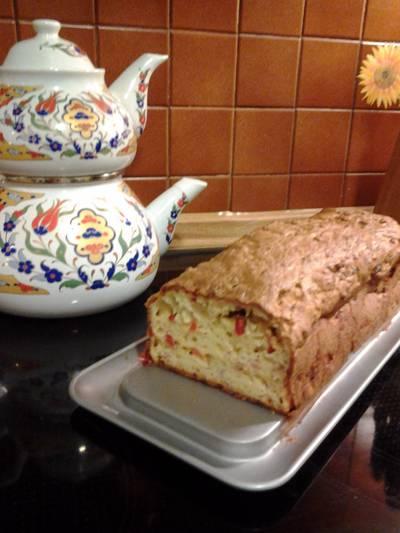 Αλμυρό κέικ της παρέας