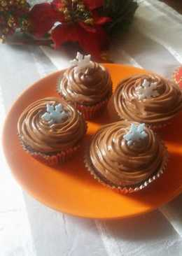 Nutella cupcakes του Άκη