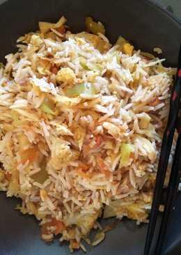 Τηγανιτό ρύζι