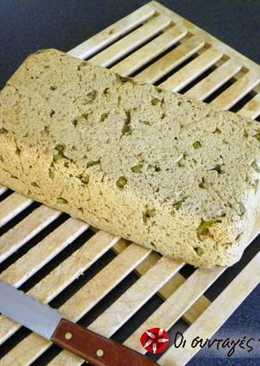 Ψωμί με αλεύρι από κριθάρι
