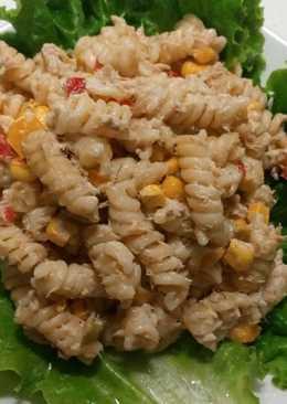 Τονοσαλάτα (ιδανική να τρώγεται κρύα)