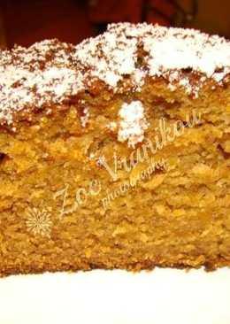 Κέικ κολοκύθας του Άκη