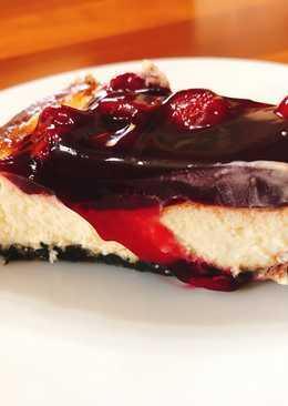 New York cheesecake-my way