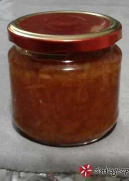 Μαρμελάδα κυδώνι της Αργ. Μπαρμπαρίγου