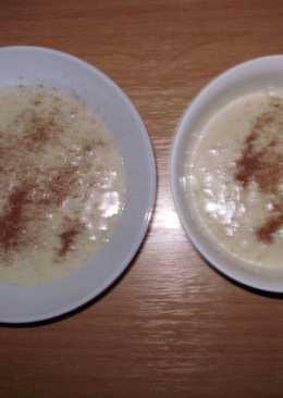 Κρέμα με κουάκερ και μέλι
