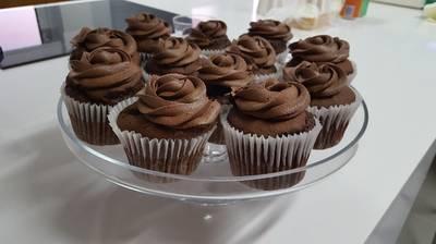 Νηστίσιμο κέικ όλο σοκολάτα