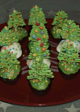 Ελατάκια με σοκολατένιο γλάσο