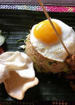 Nasi goreng (τηγανητό ρύζι)