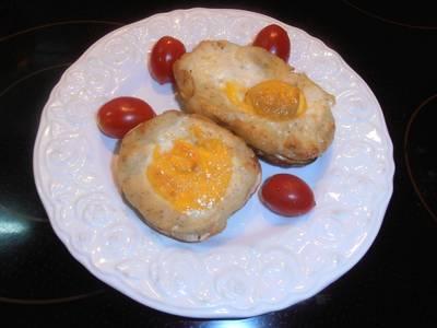 Είναι καταπληκτικό το τι μπορείτε να κάνετε με μία πατάτα και δύο αυγά!