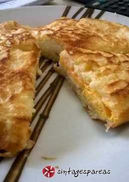 Eggpancake - Αυγοτηγανίτα glutenfree