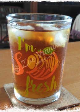Τσάι με λεμόνι