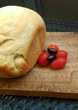 Αφράτο ψωμί στον αρτοπαρασκευαστή