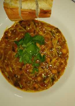 Χάριρα - Harira (Μαροκινή Σούπα)