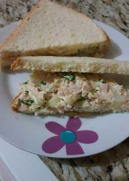 Τονοσαλάτα (ιδανική για σάντουιτς)