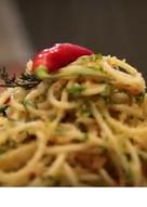 Spaghetti Aglio e Olio VIDEO