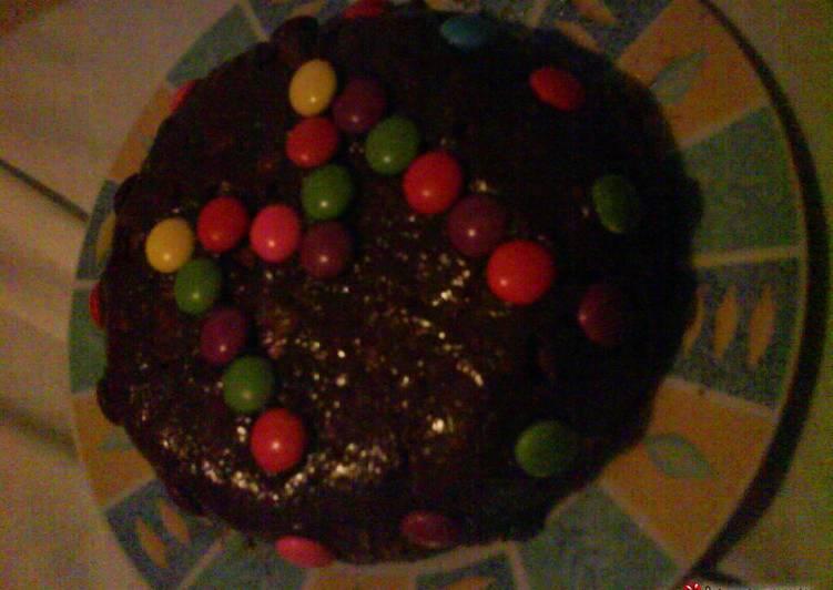 Τούρτα σοκολάτας και μπισκότου