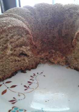 Κέικ λαδιού με λεμόνι και αλεύρι ολικής