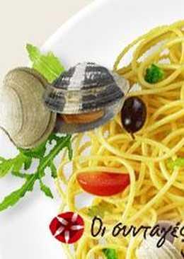 Barilla Spaghettini με κυδώνια & μπρόκολο