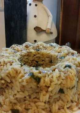 Ριζότο με κιμά και λαχανικά