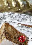 Αρωματική βασιλόπιτα με ξηρούς καρπούς