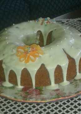 Κέικ καρότο ένα γλυκό σκέτη απόλαυση